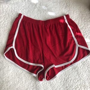 brandy melville relaxed shorts
